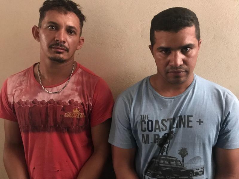 Verdureiro e irmão são presos por furtar animal no Piauí