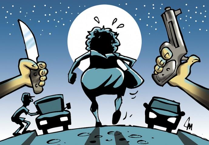 Onda de assaltos preocupa moradores de Esperantina