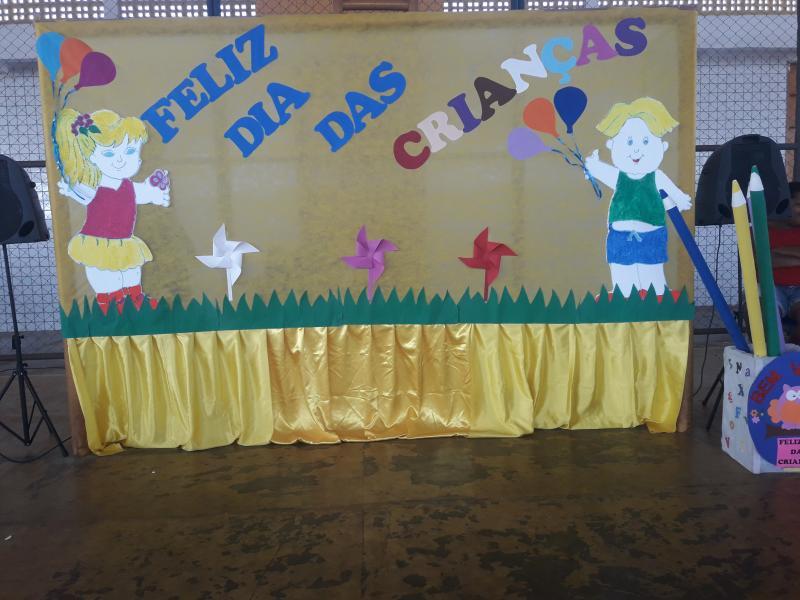 Olho D'água do Piauí comemora o dia Das Crianças