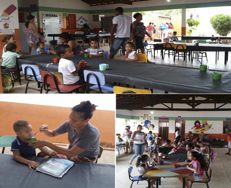 Alimentação e ensino de qualidade é prioridade da Prefeitura de Uruçuí