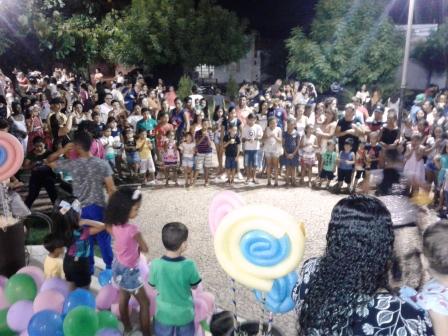 Educandário Santo Antonio proporciona festa no dia das CRIANÇAS
