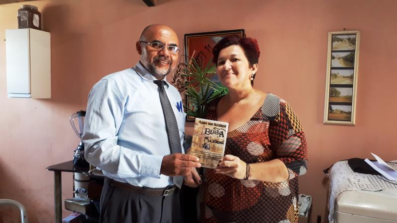 Artista Dida Melo recebe documentário Maria dos Prazeres