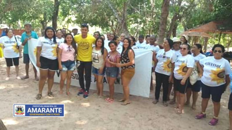 Prefeitura Municipal de Amarante realizando dia de lazer aos idosos; veja