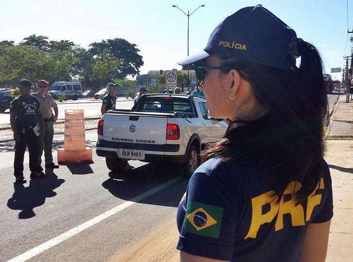PRF registra 14 acidentes durante o feriado no Piauí