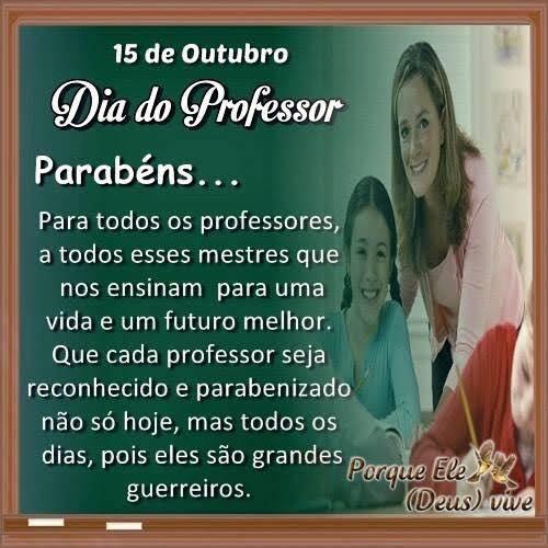 Vereadora Luciana Martins, Homenageia Professores pelo seu dia