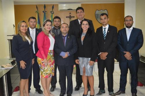 Vereadores de Guadalupe parabenizam Professores pelo seu Dia