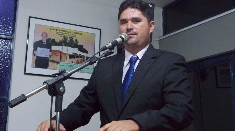 Mensagem do Vereador Nerioston Morais aos professores Batalhenses