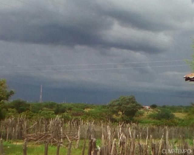 Sul do Piauí terá chuva essa semana