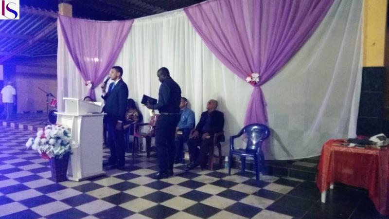 Três dias de festa na Igreja Evangélica Ministério Plenitude