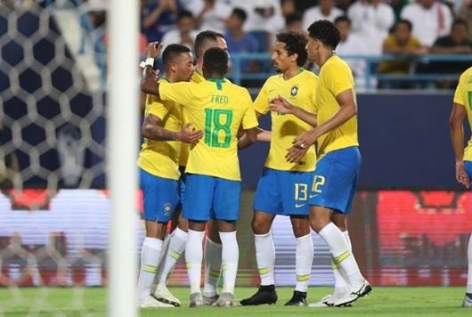 Brasil e Argentina jogam nesta terça na Arábia Saudita