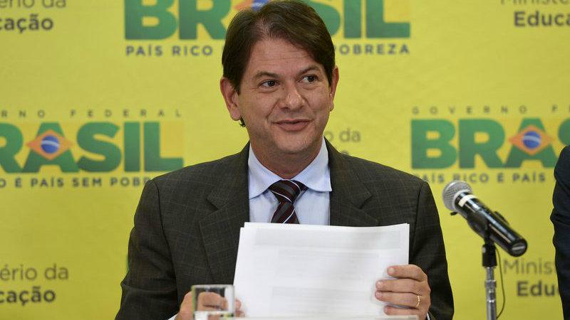 """""""PT vai perder a eleição"""", diz Cid Gomes"""