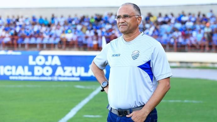 River anuncia Oliveira Canindé como treinador para a temporada 2019