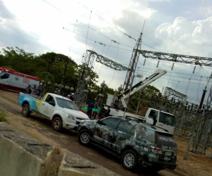 Funcionário da Eletrobras morre eletrocutado em subestação de Teresina