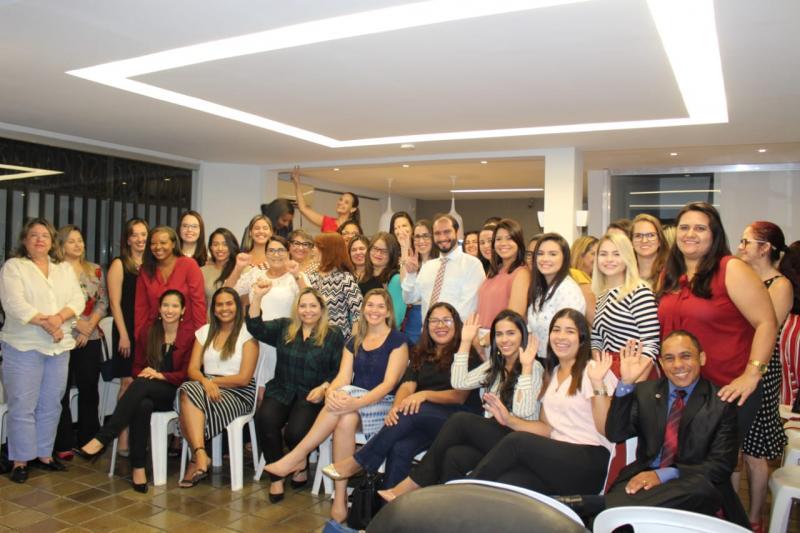 Movimento UNA reúne advogadas para debate e reflexão em Teresina