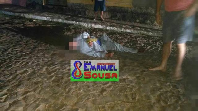 Criminoso é morto por dono de bar em tentativa de assalto em Matias Olímpio-PI