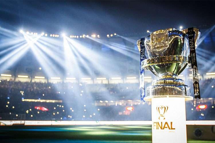 Cruzeiro e Corinthians duelam pelo título da Copa do Brasil 2018
