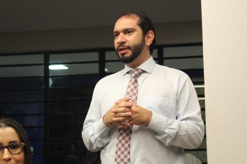Lucas Villa faz reunião de adesão e lançamento do Movimento UNA em Parnaíba