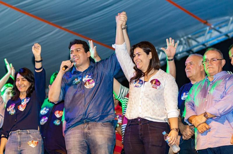 Jogo do Poder destaca nome de Dr. Marcos Vinícius como candidato a Prefeito
