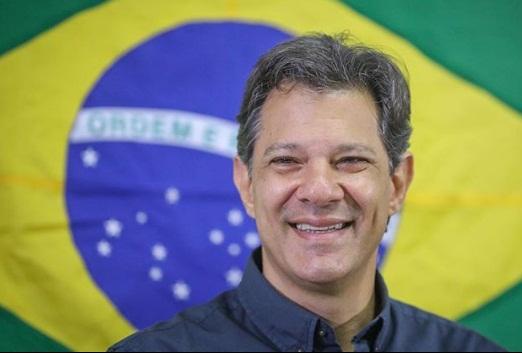 Fernando Haddad visita o Piauí neste sábado