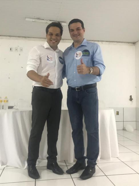 Pré- candidato Celso Barros Neto se reúne com advocacia de Picos e Oeiras