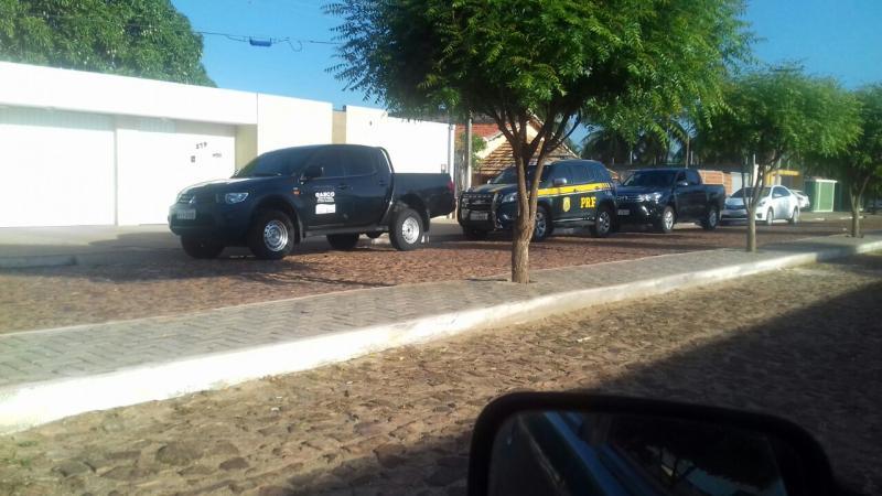 Polícia cumpre mandado em casa de prefeito do Piauí