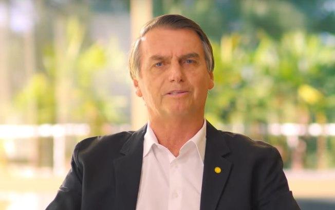 Bolsonaro alerta a população sobre pesquisas de intenção de votos