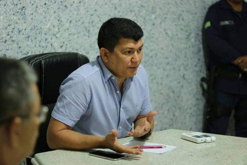 Prefeito do PI é apontado como líder de organização criminosa