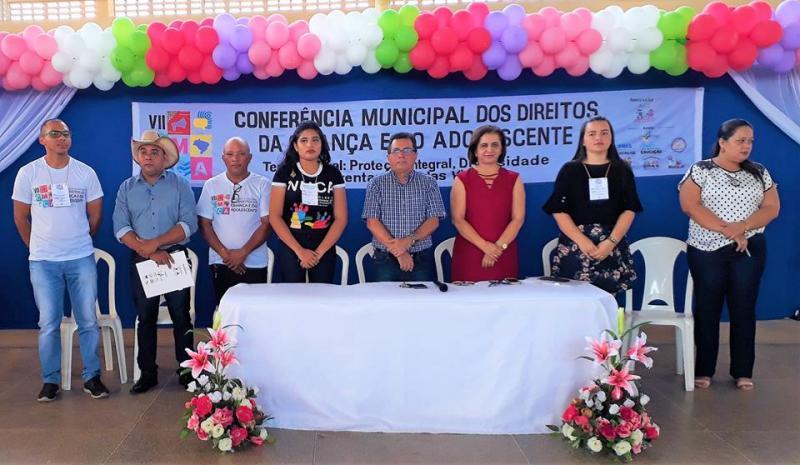 CMDCA de Joaquim Pires realiza VII Conferência Municipal