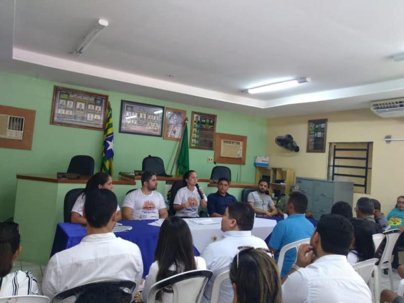 Conselho Tutelar de Pau D'arco realiza atendimento ao público