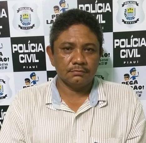Acusado de tráfico de drogas é preso em Teresina