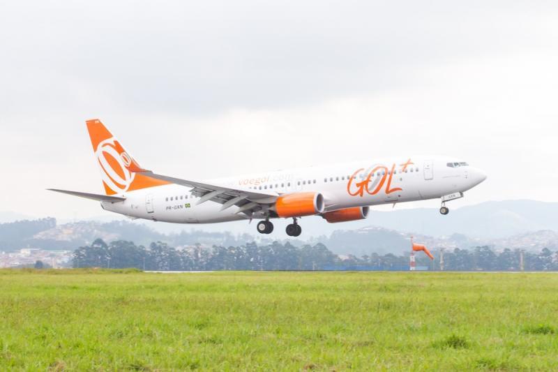 Gol inicia em novembro voos diretos do Brasil para os EUA