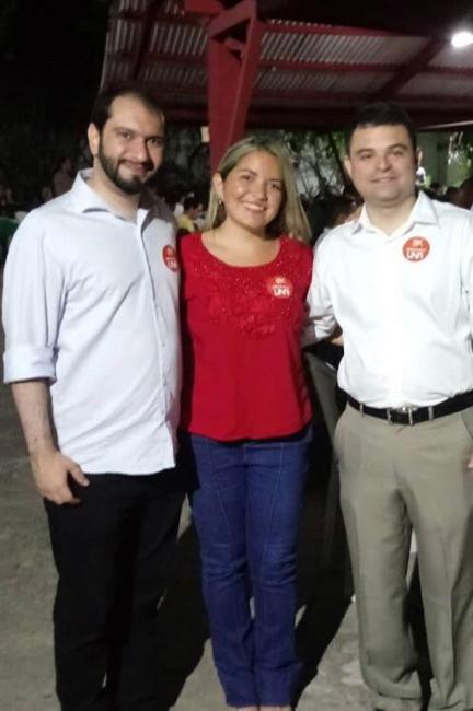 Lucas Villa visita Parnaíba e destaca apoio de advogados