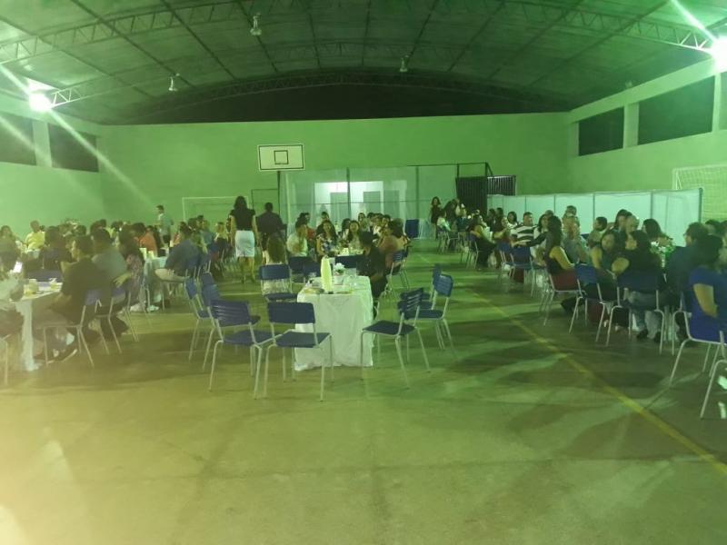 Professores de Conceição do Canindé comemoram seu  dia