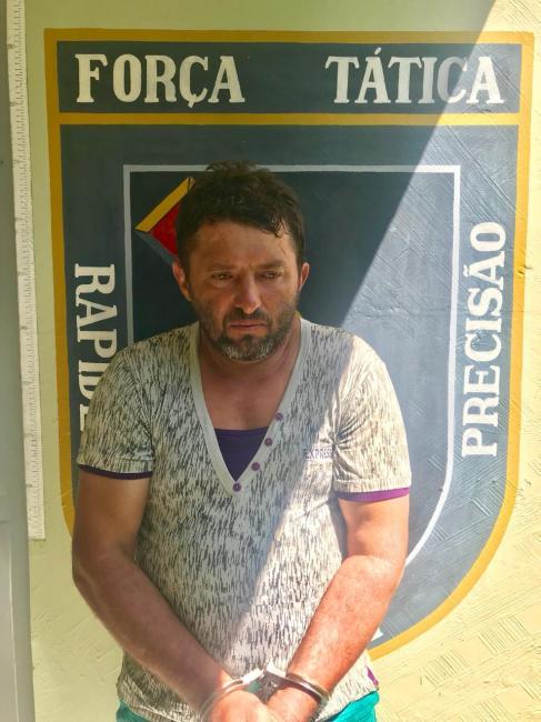 Polícia prende homem acusado de espancar violentamente irmãos no Piauí
