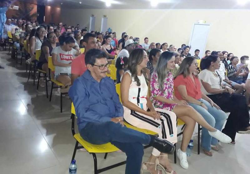 Show de humor beneficente recebe apoio da prefeitura de Capitão de Campos
