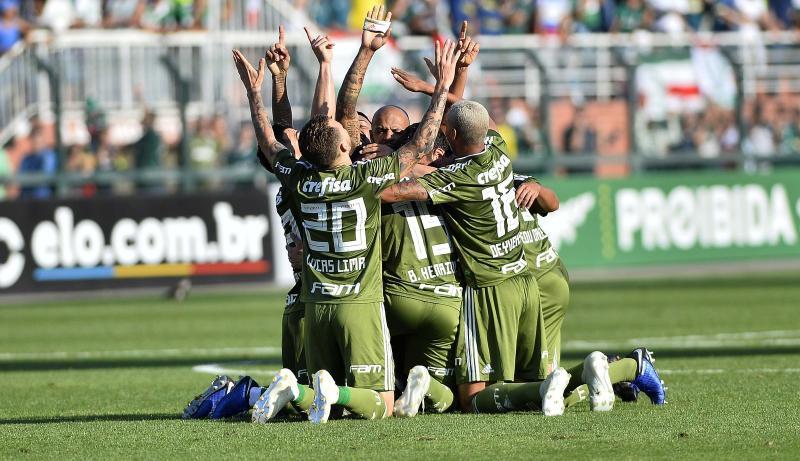 Palmeiras vence o Ceará e se prepara para semanas de decisões