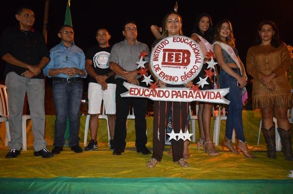 XXI Feira da Escola IEEB Homenageia empreendedores de Guadalupe