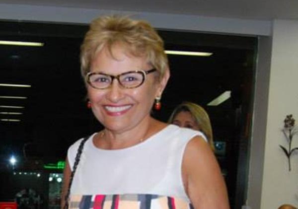 Prefeita Neidinha Lima lamenta falecimento da juíza e amiga Regina Freitas