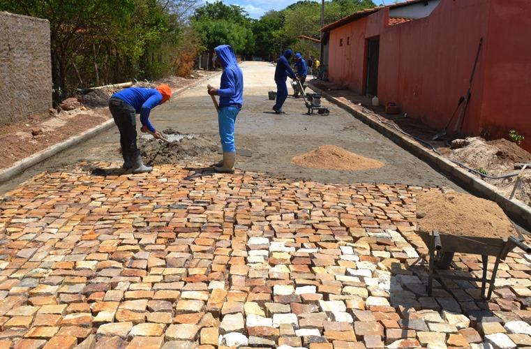 Com recursos próprios Prefeitura de Campo Maior executa diversas obras