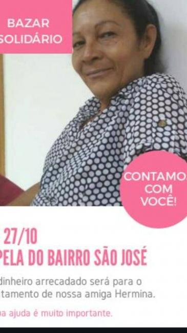 2° Bazar Solidário em Gilbués Piauí