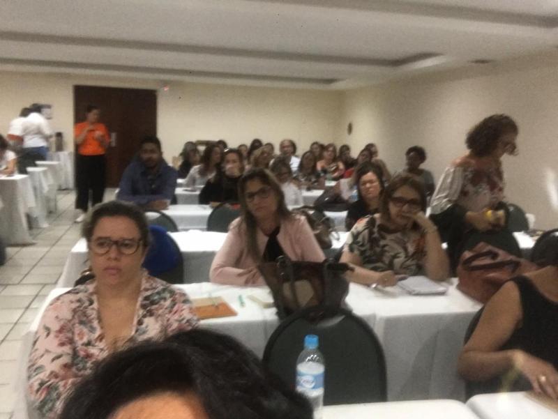 Beneditinos participa de encontro regional de comunidade de aprendizagem