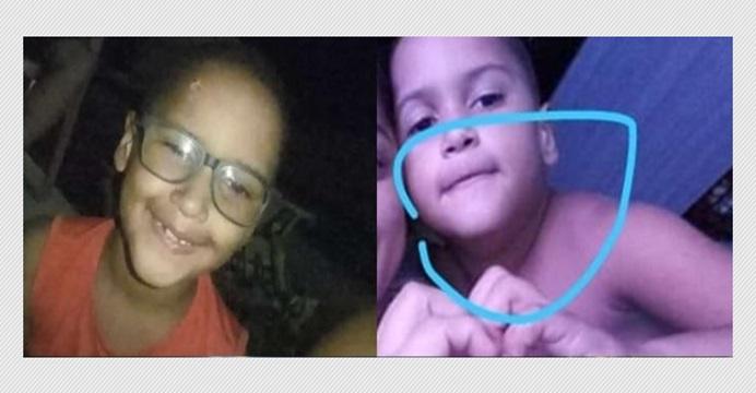 Duas crianças são mortas enquanto brincavam em praça no Maranhão