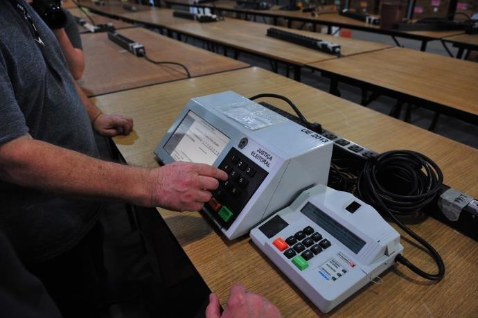 Justiça Eleitoral descarta fraude em urnas eletrônicas