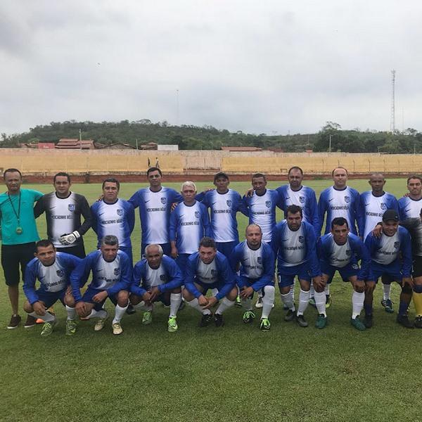 Seleção Máster de Guadalupe classifica-se para Semi-Final de Competição