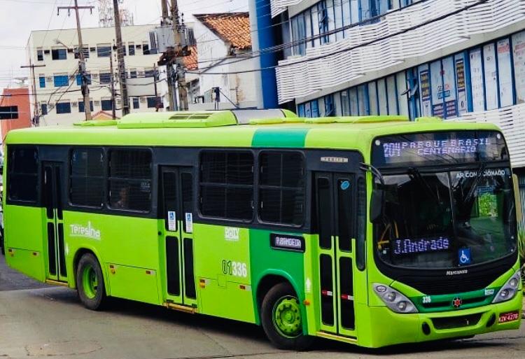 Strans faz mudança em rota de ônibus em Teresina