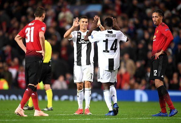 United pode ser multado por se atrasar para partida contra a Juventus
