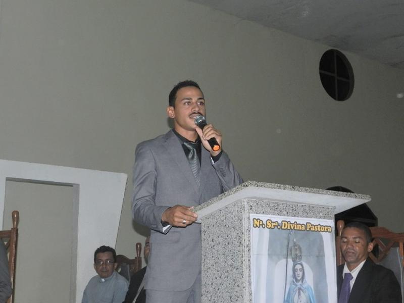 Vereador apresenta dois Projetos de Lei na Câmara de Gilbués