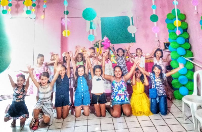 Escolas da Rede Municipal de Ensino comemoram o Dia das Crianças