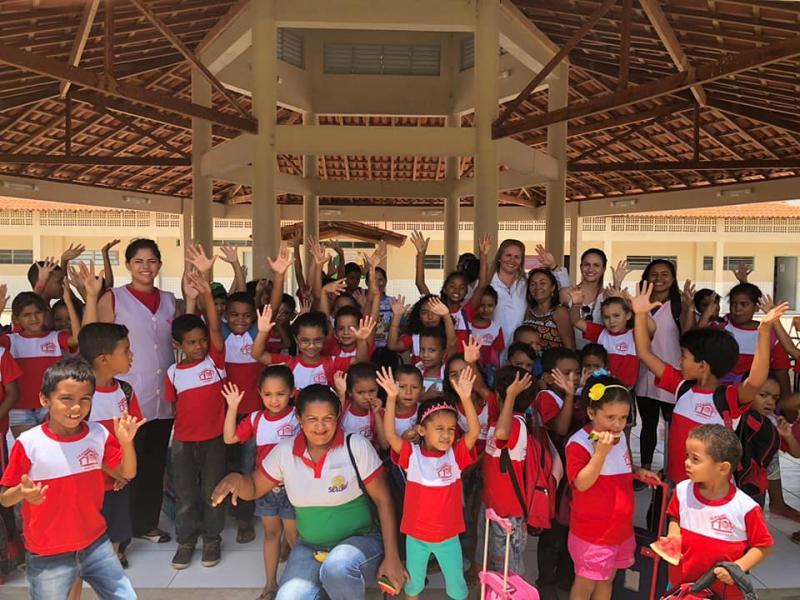 Prefeitura realiza atividades do Programa Saúde na Escola