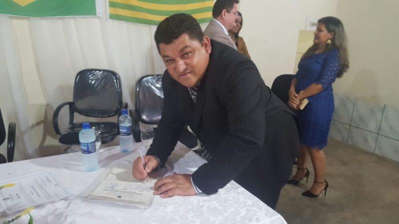 Prefeito Carlão do Feijão (Foto: reprodução)